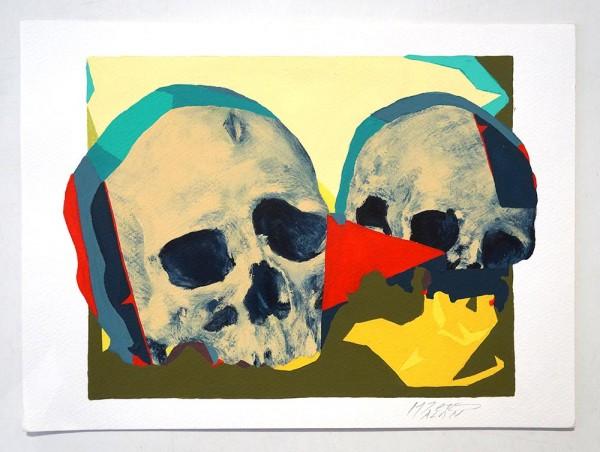 "Alan Myers: ""No Title n194"" - SALZIG Berlin - Streetart Gallery Berlin"