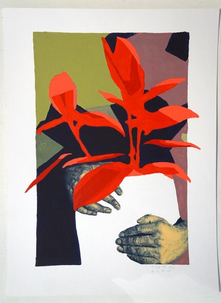 """Alan Myers: """"No Title n191""""  - Street Art Berlin"""