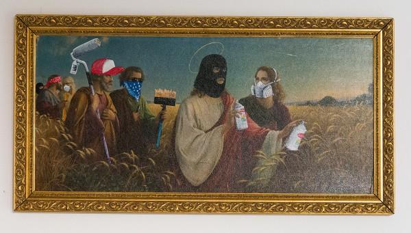 Mein lieber Prost: Jesus Crew