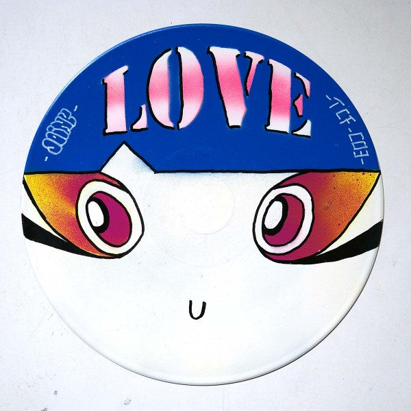 Joiny - Love - Blue Pink - Vinyl Record @salzigberlin