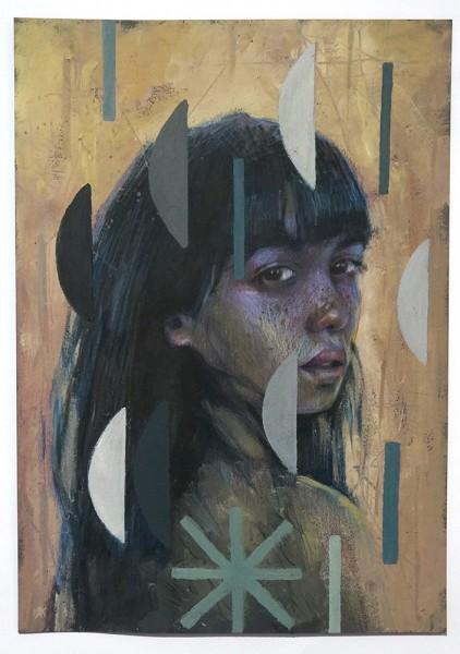 """Guido Palmadessa: """"Los Pueblos - 3""""  - artwork"""
