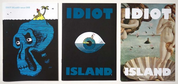 "Dave the Chimp: All three episodes of ""Idiot Island"""