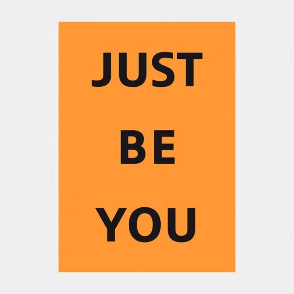 """Oliver O. Rednitz: """"Just Be You"""" - SALZIG"""