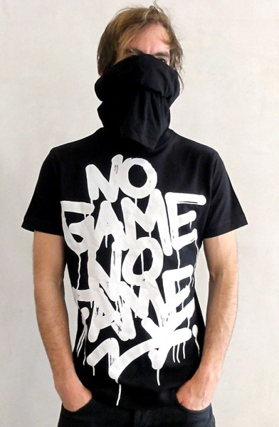 Mr. Bacon: No Game No Fame - T-Shirt