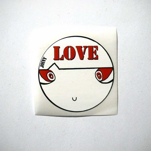 Joiny - Love - Sticker @salzigberlin