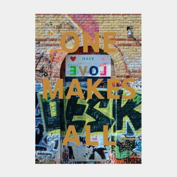 "Oliver O. Rednitz: ""One Makes All"" - SALZIG"