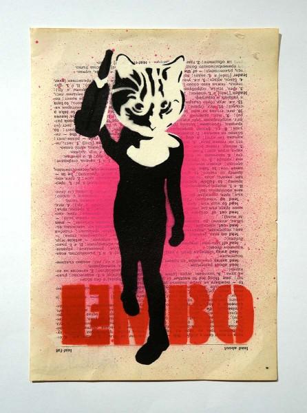 "Lembo: ""Partykatze I"" - salzig berlin"