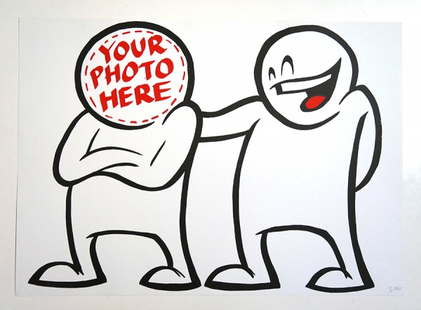 """Mein lieber Prost: """"Your Photo Here"""""""