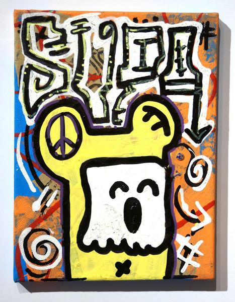 "Angry Koala: ""Supa"" - Happy Miniz - SALZIG Berlin"