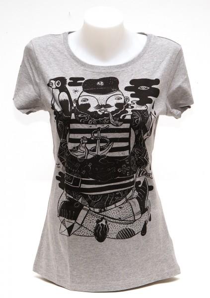 Yackfou - Käptn Konni - Women T-Shirt