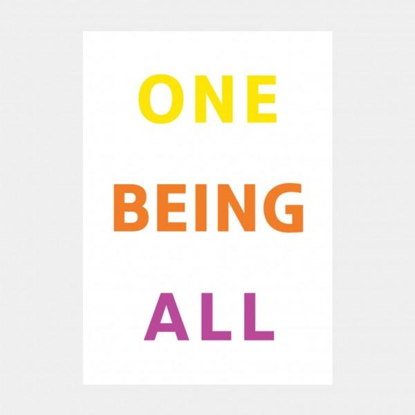 "Oliver O. Rednitz: ""One Being All"" - SALZIG Berlin"