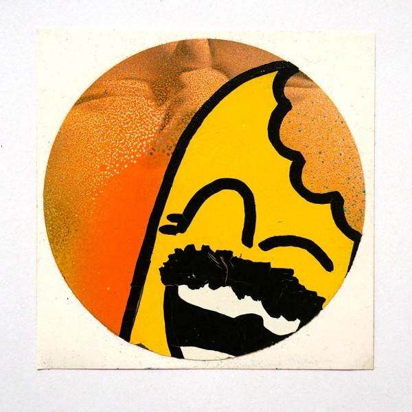 "Señor Schnu: ""Handmade Sticker"" - SALZIG Berlin, Streetart Gallery"