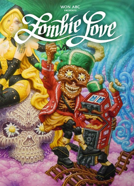 Zombielove - WON ABC - Buch