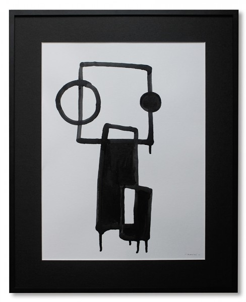 """Marini Coloretti: """"Retrobot - 2""""  - signed by the artist"""