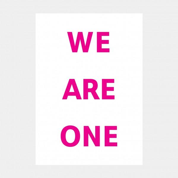 "Oliver O. Rednitz: ""We are One"" - SALZIG Berlin"