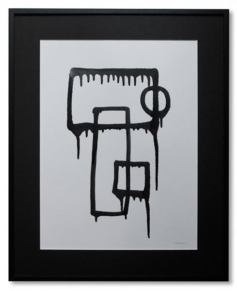 """Marini Coloretti: """"Retrobot - 1"""" - signed by the artist"""