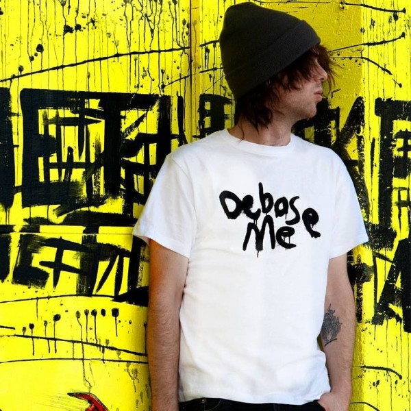 D!VE: Debase Me T-Shirt - Siebdruck - SALZIG Berlin
