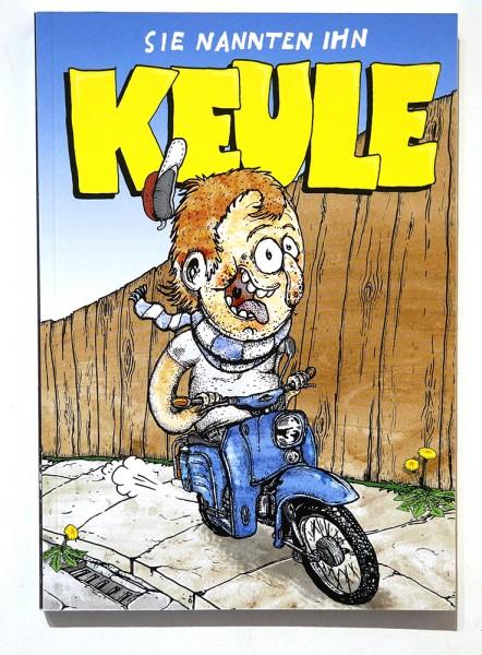 Sie Nannten Ihn Keule - Comic Buch