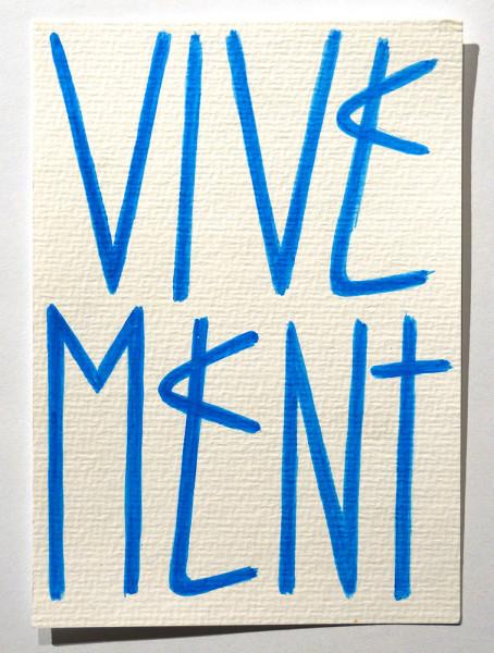 SP 38: Vivement - Postcard 2 - salzigberlin