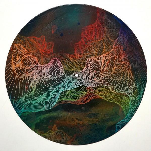 """Awer: """"Landscape 1""""  at SALZIG Gallery"""