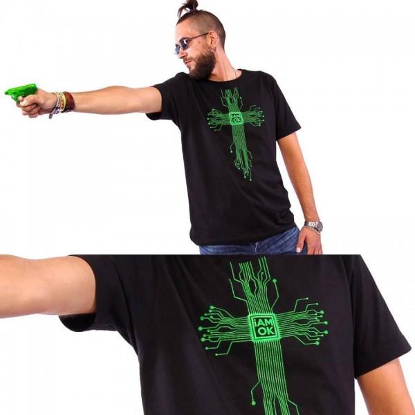 iAMOK: Limewire - Green - T-Shirt