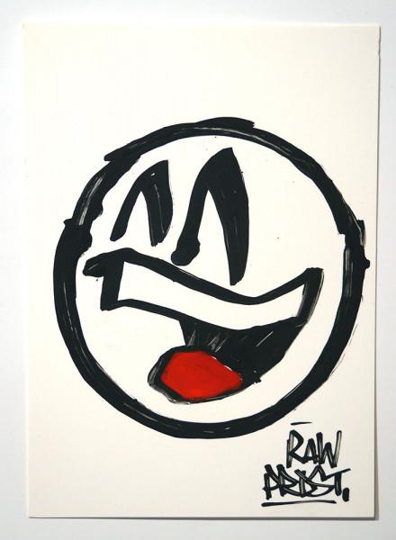 "Mein lieber Prost: ""RAW II"" - Artwork - SALZIG BERLIN Gallery"