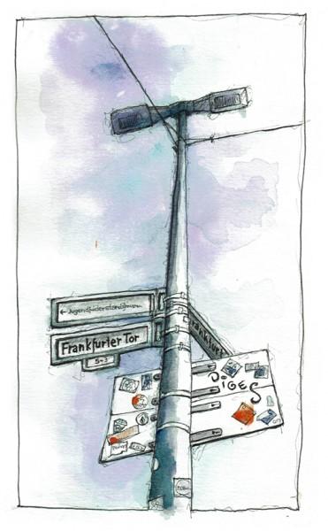 Wilke: X - Frankfurter Tor