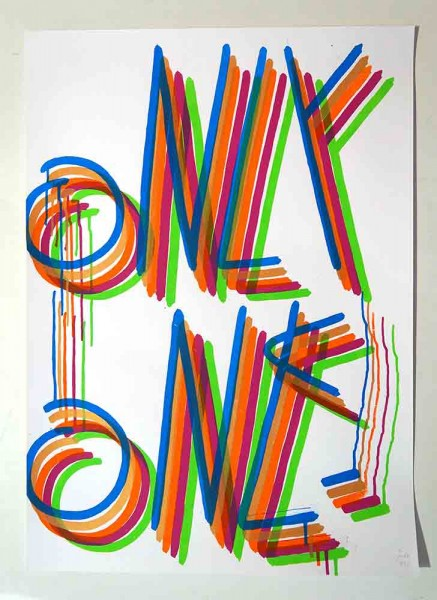 """SP 38: """"Only One"""""""
