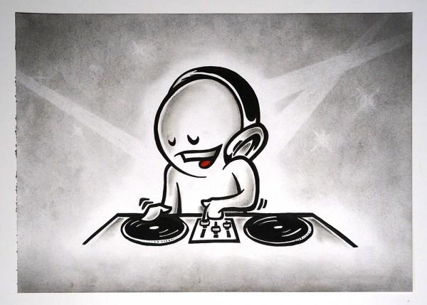 """Mein lieber Prost: """"DJ"""""""