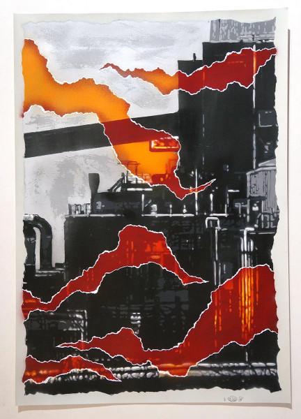 Fatal: Kraftwerk - Türkis - @ salzig berlin