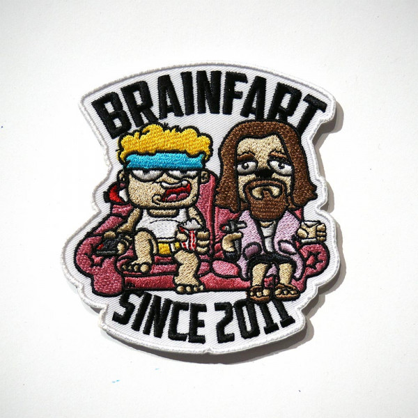 "Brainfart: ""SINCE 2011 - Patch"""" - SALZIGBerlin"