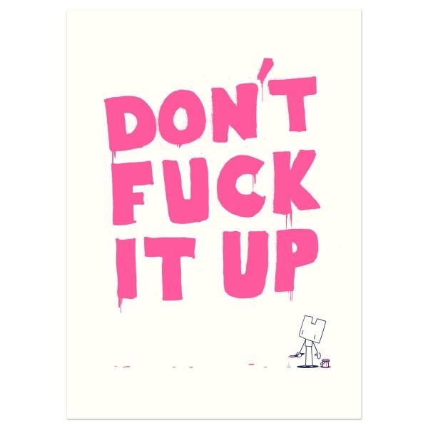 Lunartik: Don't Fuck It Up