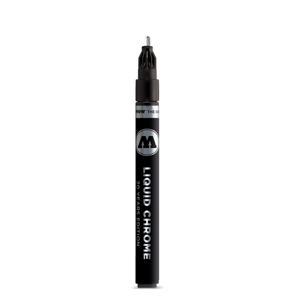 Molotow: Liquid Chrome™ Marker 2 mm - open