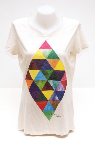 Yackfou - Dreikantvier - Women T-Shirt