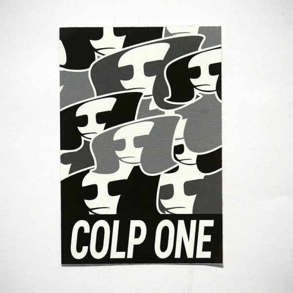"Colp One: ""Adelita"" - Sticker"
