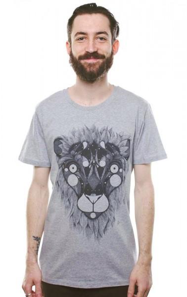 Yackfou - Löwe T-Shirt