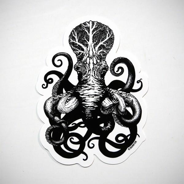 """Skurktur: """"Kong Akkar"""" - Sticker"""