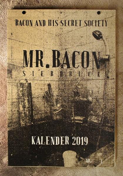 mr.bacon kalender