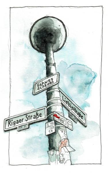 "Susanne Wilke: ""X - Liebig"""